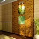 Oformlenie-komnatyi-oboyami-iz-bambuka